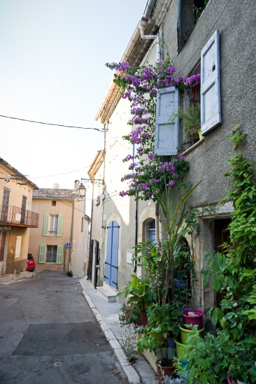 Streets of Valensole